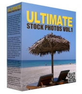 Ultimate Stock Photos Package Vol. 2 eBook with private label rights