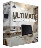 Ultimate Stock Photos Package Vol. 1 Graphic with Resell Rights