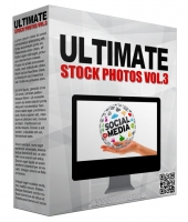 Ultimate Stock Photos Package Vol. 3 Graphic with Resell Rights