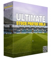 Ultimate Stock Photos Package Vol. 4 Graphic with Resell Rights
