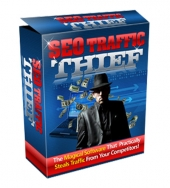 SEO Traffic Thief Software with Personal Use Rights