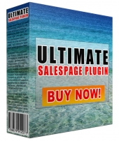 Ultimate Sales Page Plugin Software with Personal Use Rights/Developers Rights