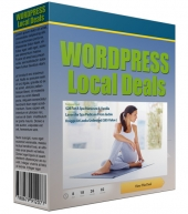 WP Local Deals Template with Personal Use Rights/Developers Rights