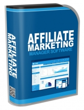 Affiliate Marketing Manager Software Software with Master Resell Rights