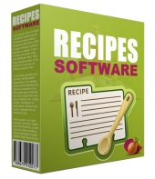 Recipes Software Software with Master Resell Rights