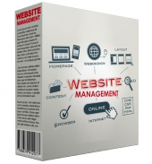 Website Manager Software Software with Master Resell Rights