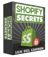 Shopify Secrets eBook with Master Resell Rights/Giveaway Rights