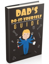 Dads Do-It-Yourself Guide eBook with private label rights