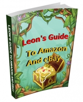 Guide To Amazon and Ebay eBook with Master Resell Rights/Giveaway Rights