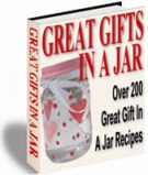 Great Gifts In A Jar eBook with Resell Rights