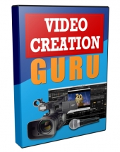 Video Creation Guru Video with Personal Use Rights