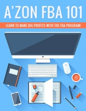 Amazon FBA 101 eBook with Private Label Rights