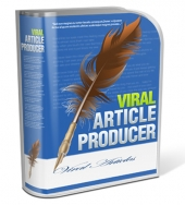 Viral Article Producer Software with Resell Rights