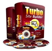 Turbo Site Builder Software with Personal Use Rights
