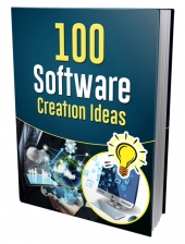 100 Software Creation Ideas eBook with Private Label Rights