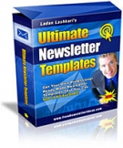 Ultimate Newsletter Templates Template with Master Resell Rights
