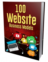 100 Website Business Models eBook with Private Label Rights