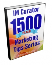 IMC 1500 Plus Marketing Tips eBook with Master Resell Rights