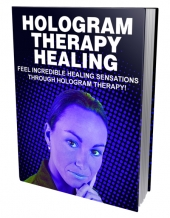 Hologram Therapy Healing eBook with private label rights