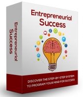 Entrepreneurial Success eBook with Master Resell Rights