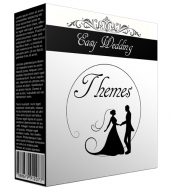 Easy Wedding Themes eBook with Private Label Rights