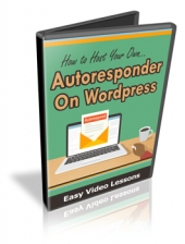 How To Host Your Own Autoresponder On WordPress Video with Master Resell Rights