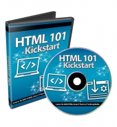 HTML 101 Kickstart Video with Private Label Rights