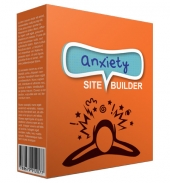 Anxiety Video Site Builder Software with Master Resell Rights/Giveaway Rights