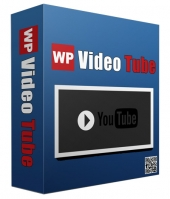 WP VideoTube Wordpress Plugin Software with Personal Use/Developer Rights