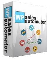 WP Sales Automator Wordpress Plugin Software with Personal Use/Developer Rights
