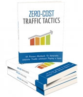 Zero-Cost Traffic Tactics eBook with Master Resell Rights