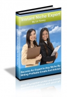 Instant Niche Expert eBook with Master Resell Rights