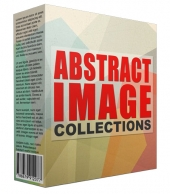 Abstract Image Collection Graphic with Resell Rights