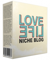 Better Love Life Flipping Niche Blog Template with Personal Use Rights