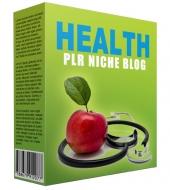 Health Care PLR Niche Blog V2 eBook with Private Label Rights