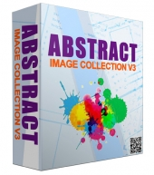 Abstract Image Collection V3 Graphic with Resell Rights