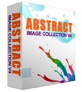 Abstract Image Collection V4 Graphic with Resell Rights