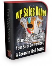 WP Sales Robot Software with Private Label Rights