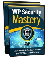 WP Security Mastery Video with Personal Use Rights