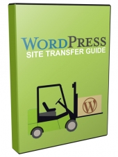WordPress Site Transfer Guide Video with Private Label Rights