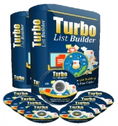 Turbo List Builder Software with Personal Use Rights