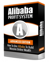 Alibaba Profit System Advanced Video with Resell Rights
