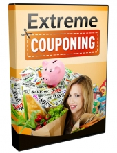 Extreme Couponing Video with Personal Use Rights