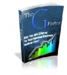 The G Factor eBook with Private Label Rights