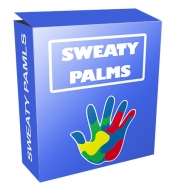 New Sweaty Palms Flipping Niche Blog Template with Personal Use Rights