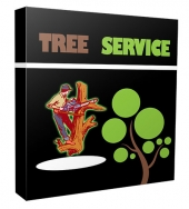 New Tree Service Flipping Niche Blog Template with Personal Use Rights