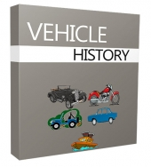 New Vehicle History Flipping Niche Blog Template with Personal Use Rights
