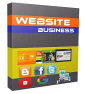 New Website Business Flipping Niche Blog Template with Personal Use Rights