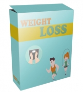 New Weight Loss Flipping Niche Blog Template with Personal Use Rights
