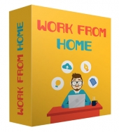 New Work From Home Flipping Blog Template with Personal Use Rights